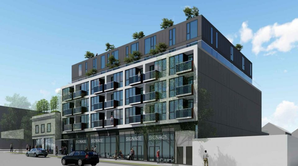PortLiving Midtown Four rendering