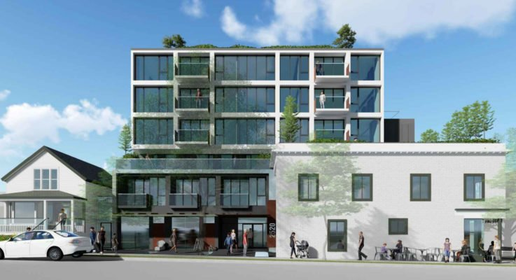 Midtown Four from PortLiving to incorporate two heritage buildings