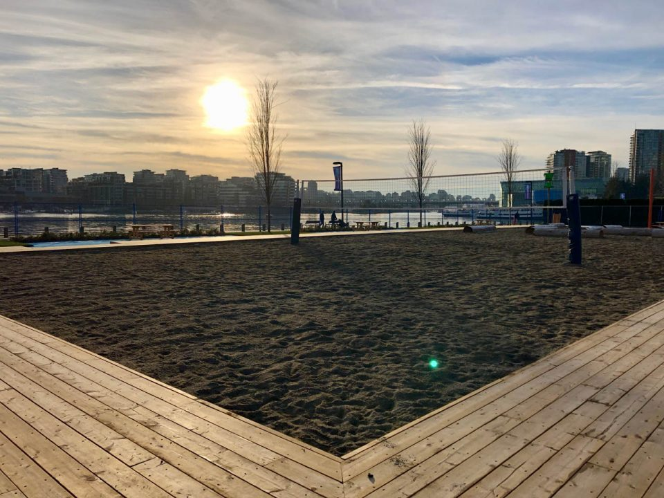 Concord Pacific temporary Community Park now open in False Creek
