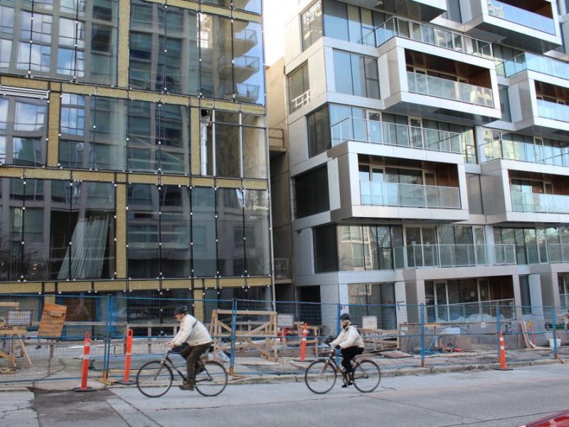 Vancouver House retail space