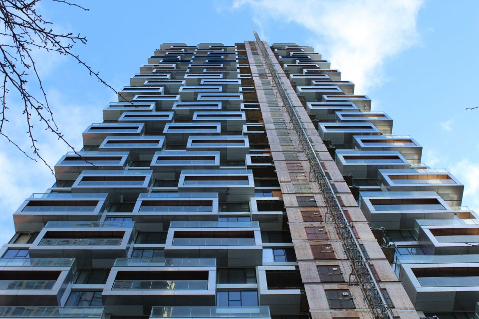 Vancouver House Westbank
