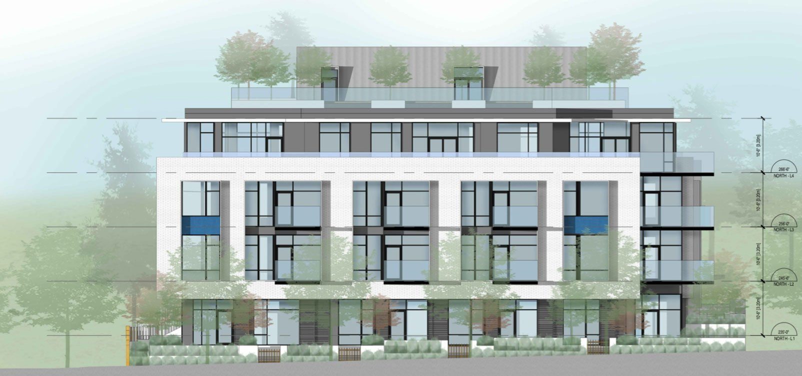36-unit condo building slated for West King Edward and Ash