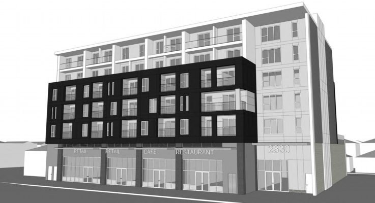 Affordable rental homes proposed across from Renfrew SkyTrain station