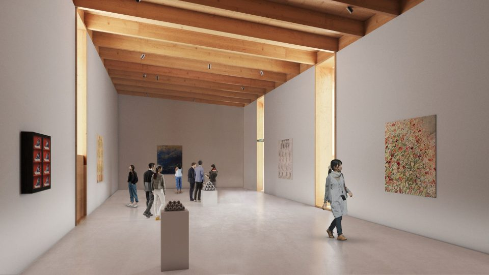 New Vancouver Art Gallery space