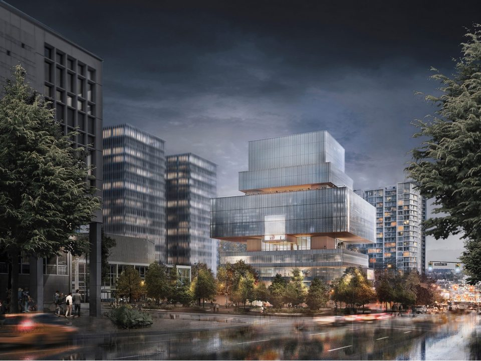 Updated design for new Vancouver Art Gallery revealed, built to Passivhaus design standards