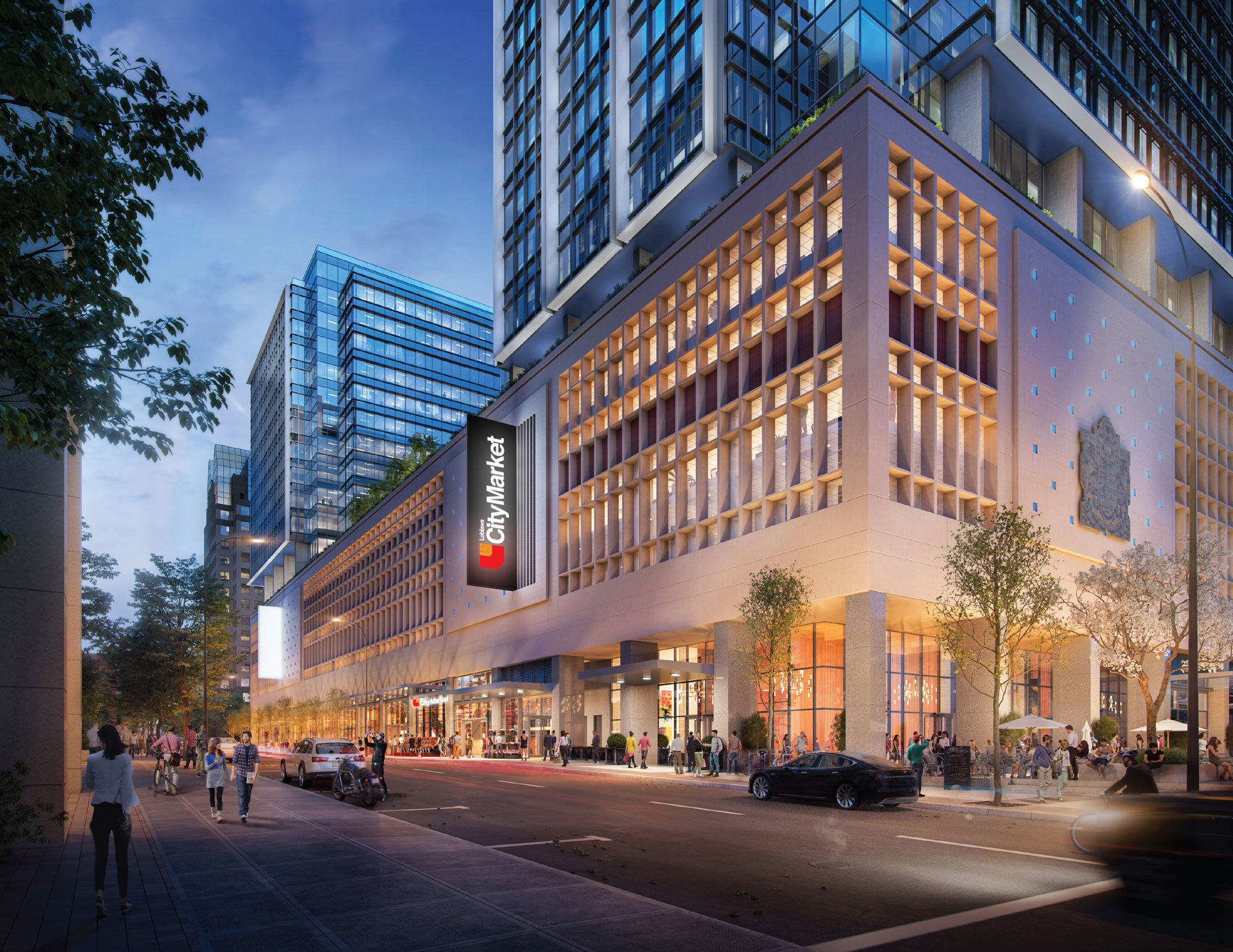 Loblaws CityMarket announced as grocery partner at The Post