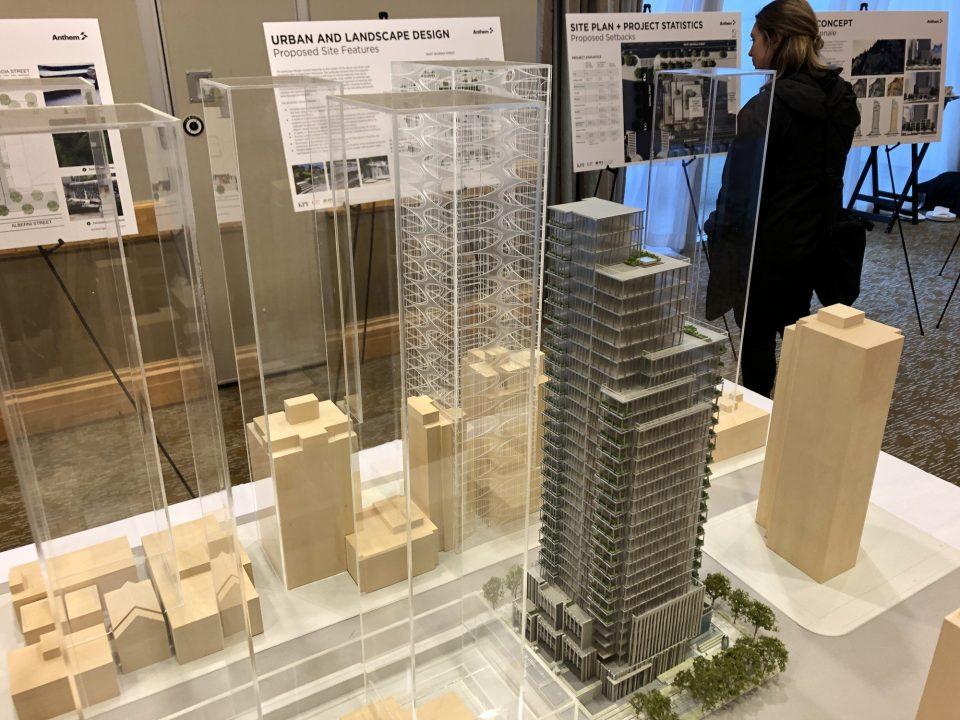 Anthem West Georgia open house building model