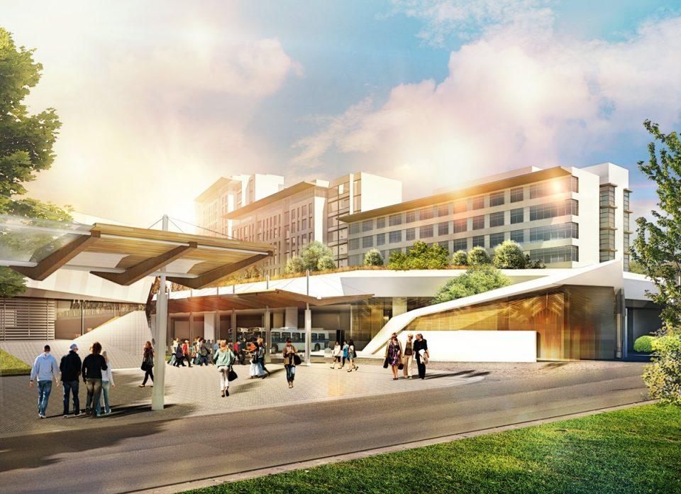 Exchange Residence UBC