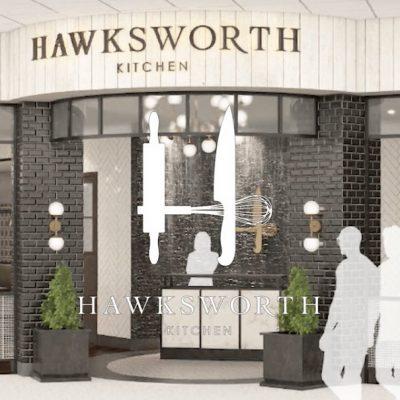 Hawksworth Kitchen YVR airport