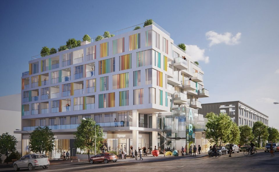 Developer wants option to operate hotel in upcoming Main St. condo building