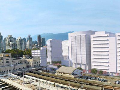 New St Pauls hospital Vancouver
