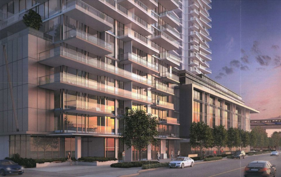 Onni Coquitlam development
