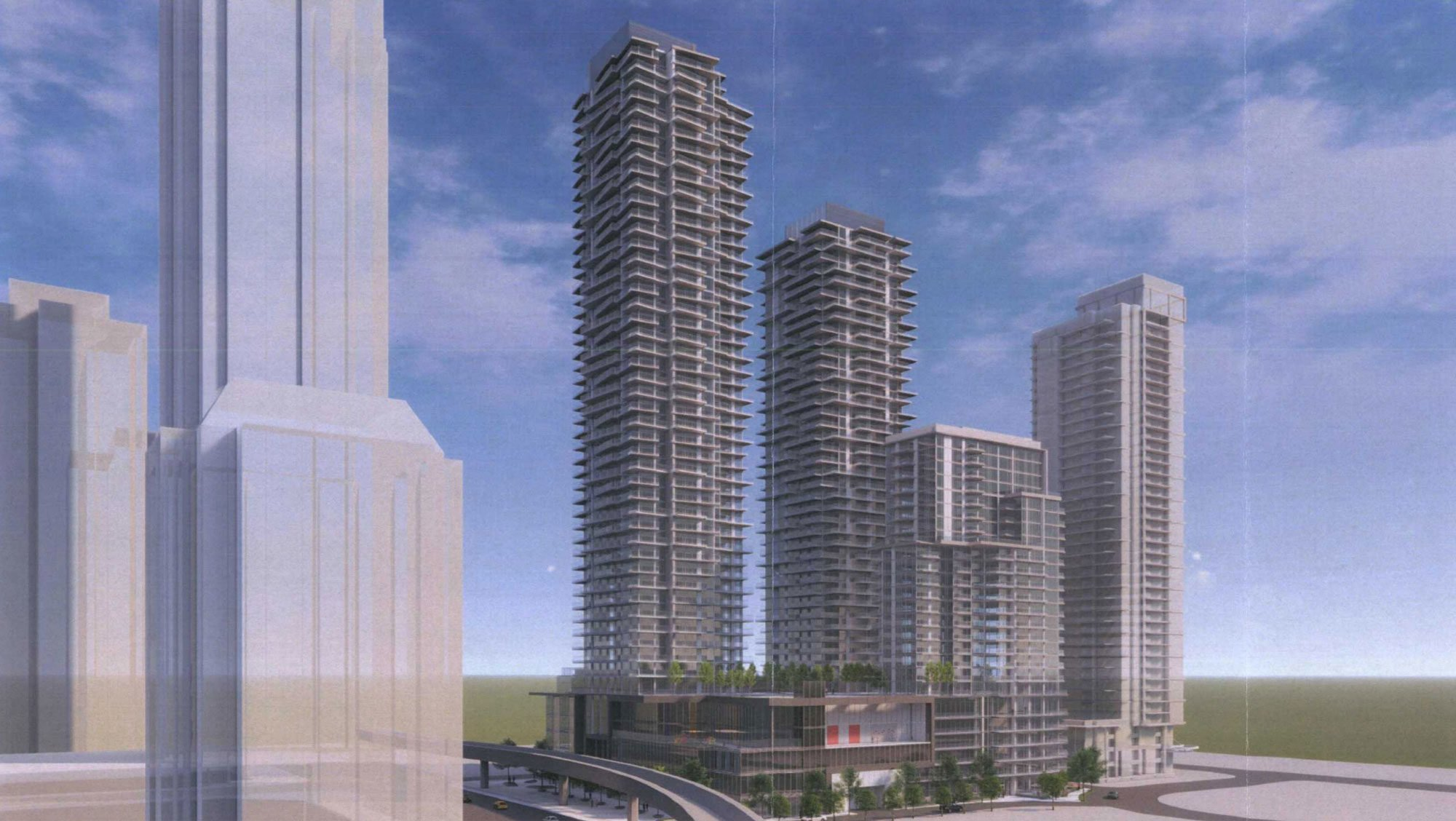 Onni Group planning nearly 1,000 residential units in Coquitlam