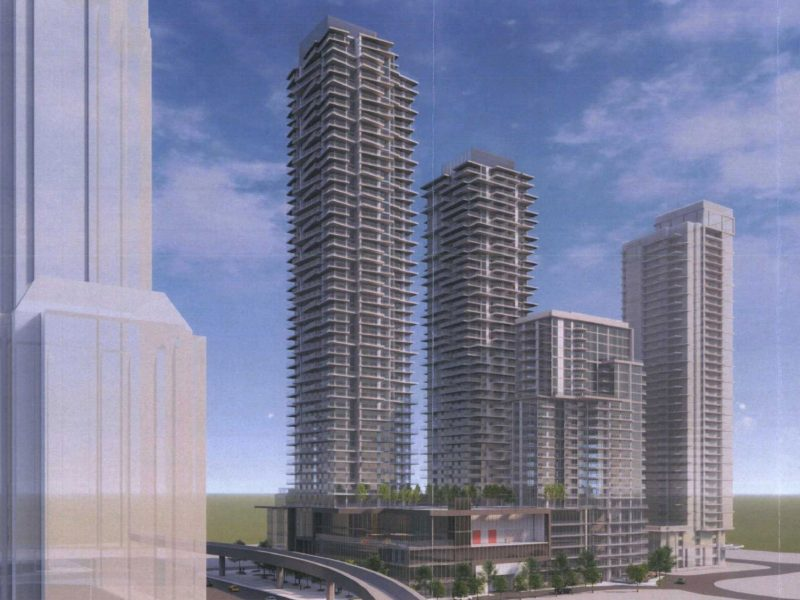 Onni Coquitlam towers