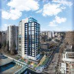 1500 Robson Street rendering