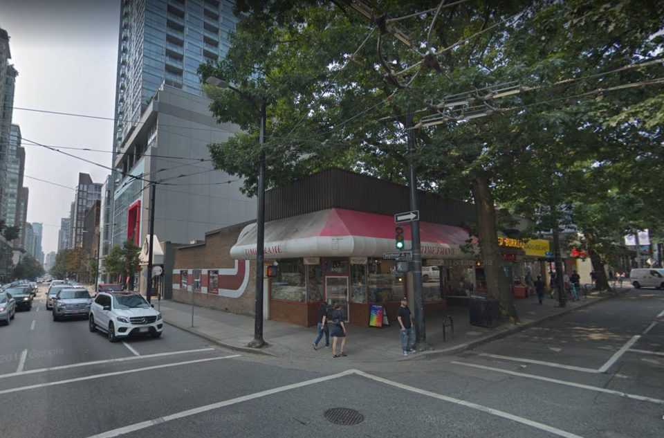 New Office And Retail Building Slated For Corner Of Robson
