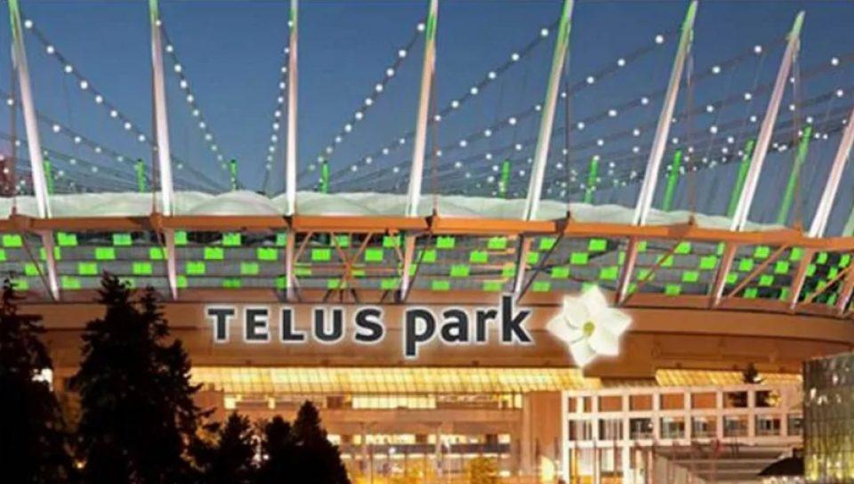Telus Park BC Place rendering