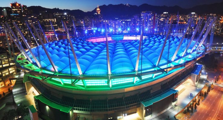 BC Place naming rights