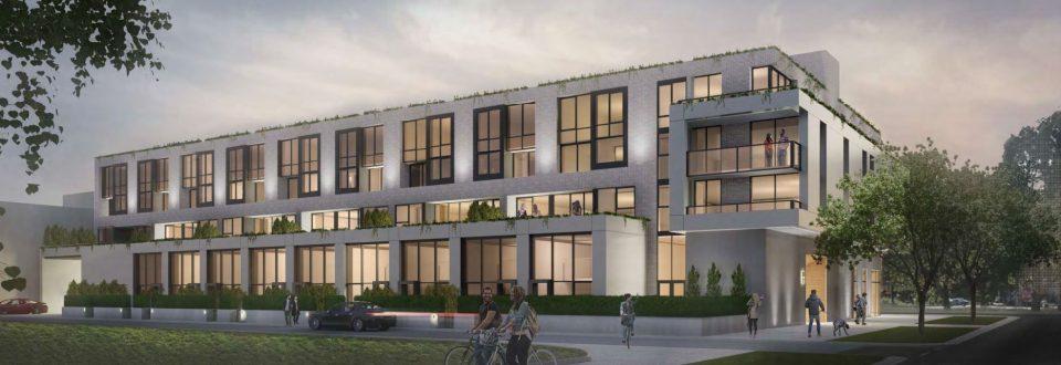 Building rendering 6020 East Boulevard
