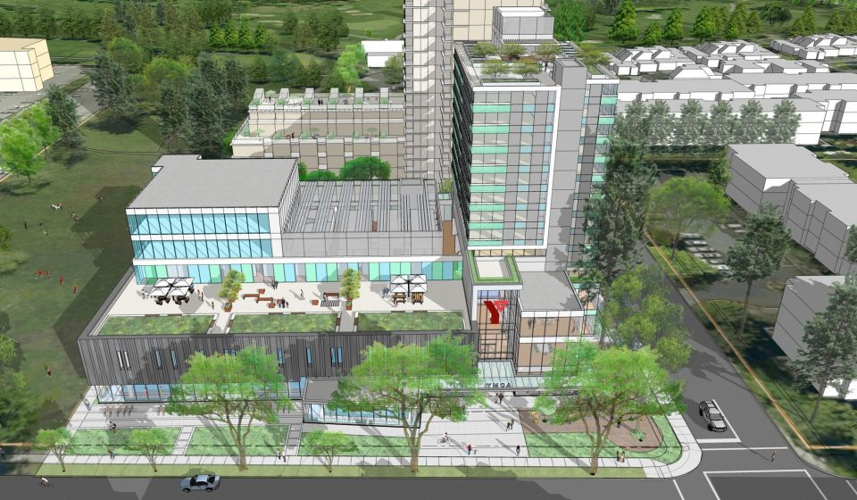 New Langara YMCA at West 49th and Cambie opens 2023