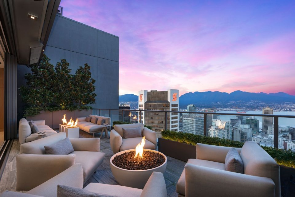 Telus Garden penthouse on the market for $15 million