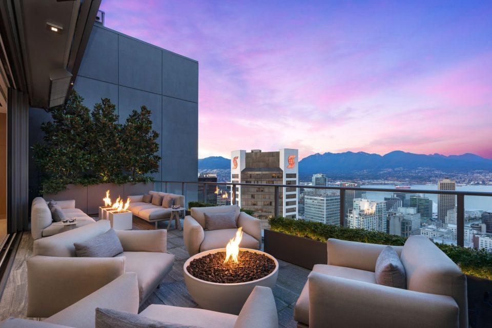 Telus Garden penthouse on the market for $15 million