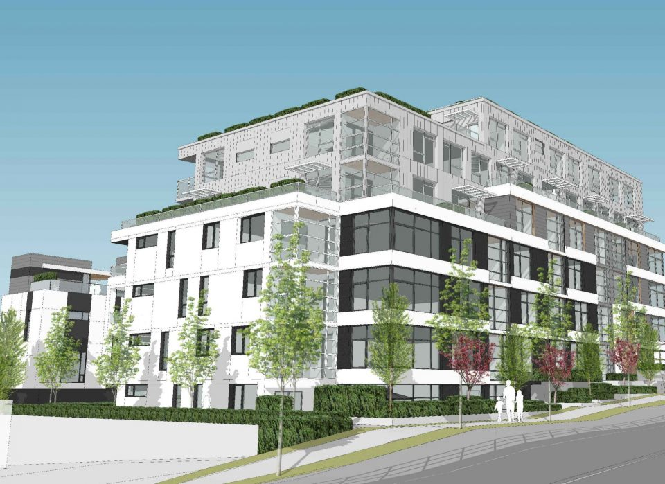3235-3261 Clive Avenue rendering