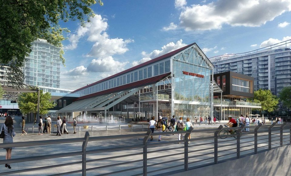 Capilano University announces new campus at The Shipyards