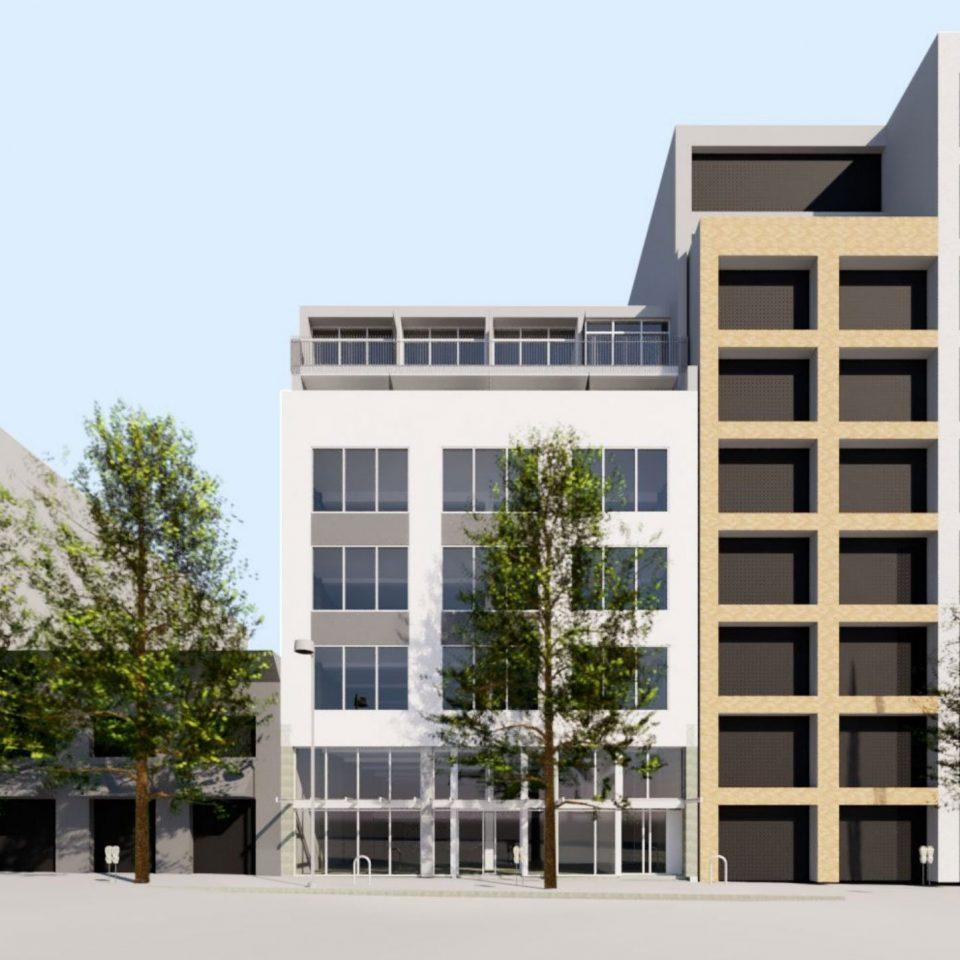 Chinatown Vancouver apartment rentals 41 West Pender building