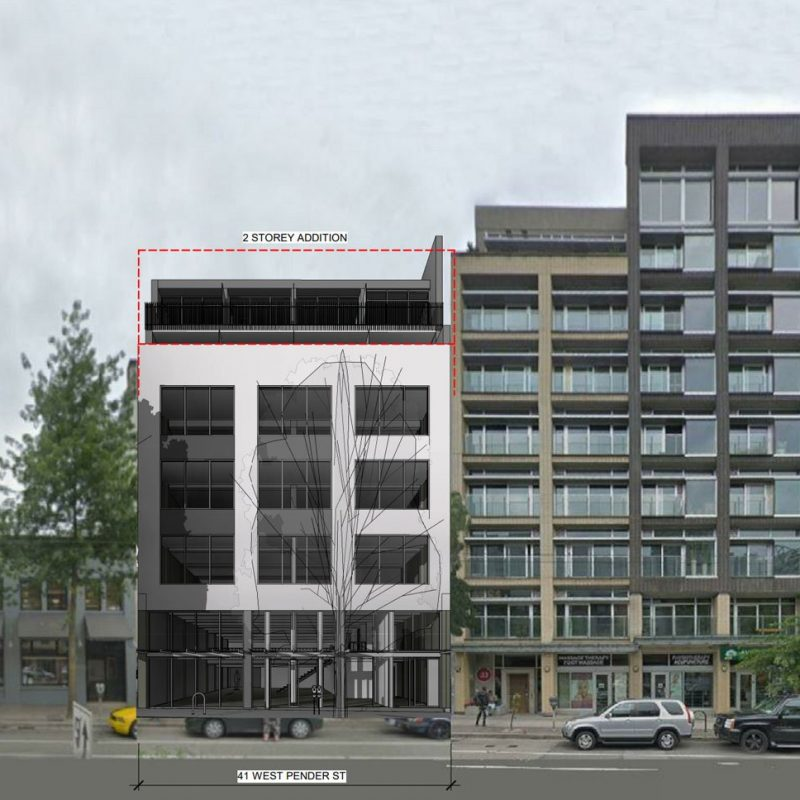 Chinatown Vancouver apartment rentals 41 West Pender
