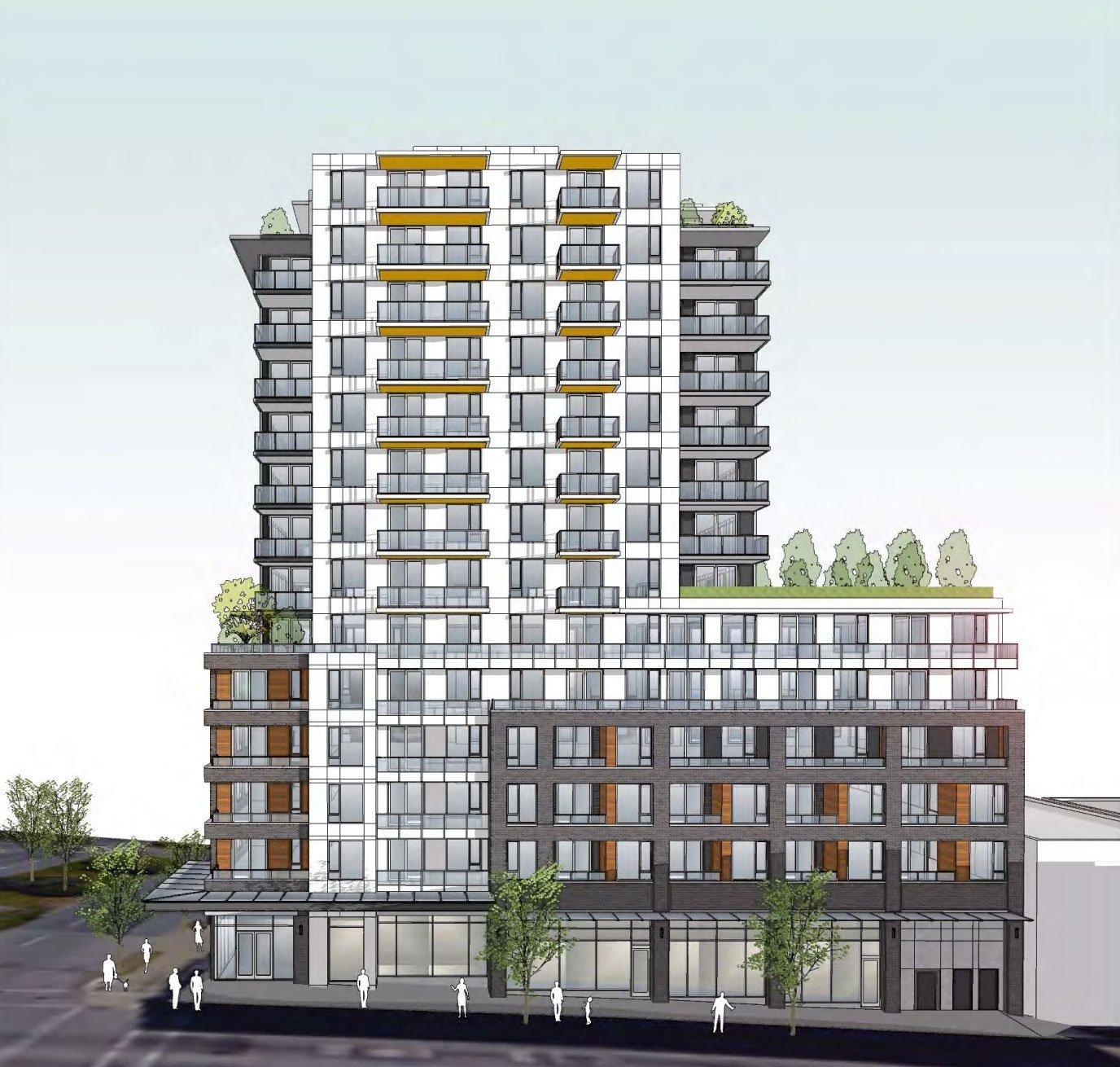 Housing Rental: Moderate Income Rental Housing Pilot Program Towers Slated