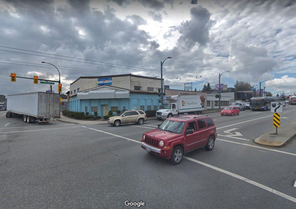 East Hastings Clark street view