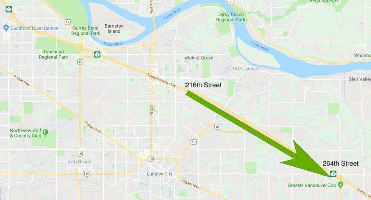 Highway 1 expansion widening