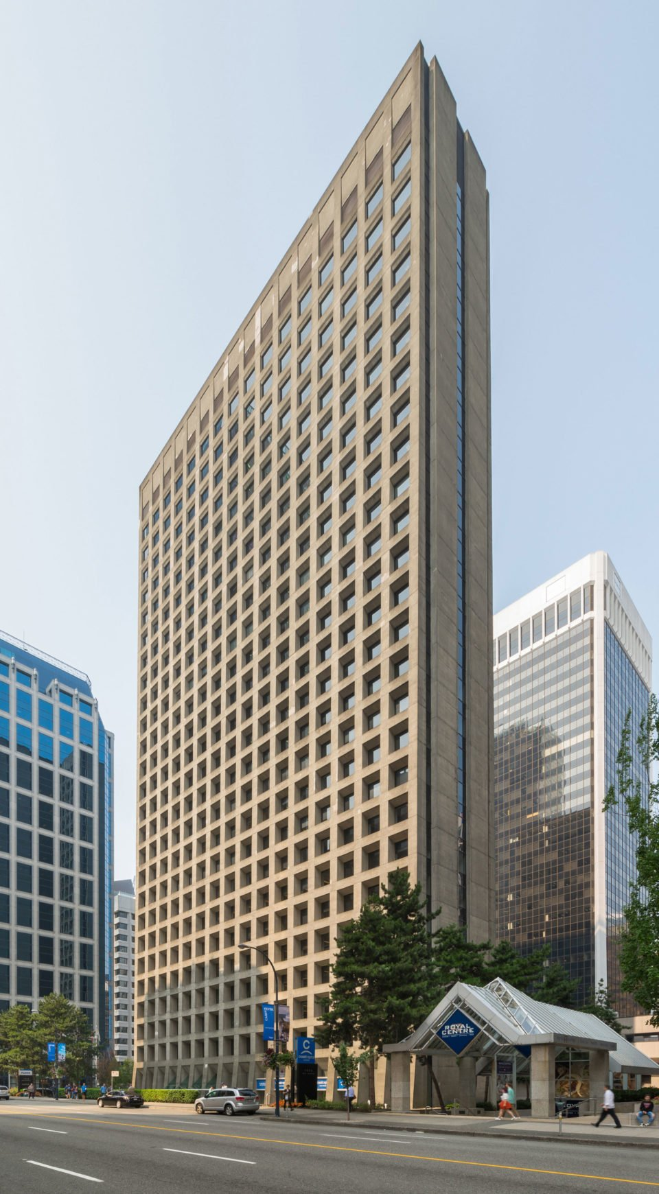 1075 West Georgia office tower sold to new ownership group