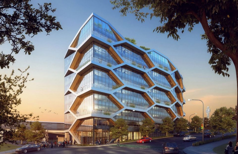 Natures Path new Headquarters designed by Vancouver architects