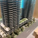 Tower model Alberni Street