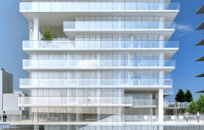 Mid-level rendering