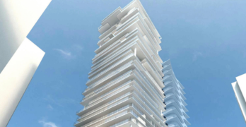 Tower rendering
