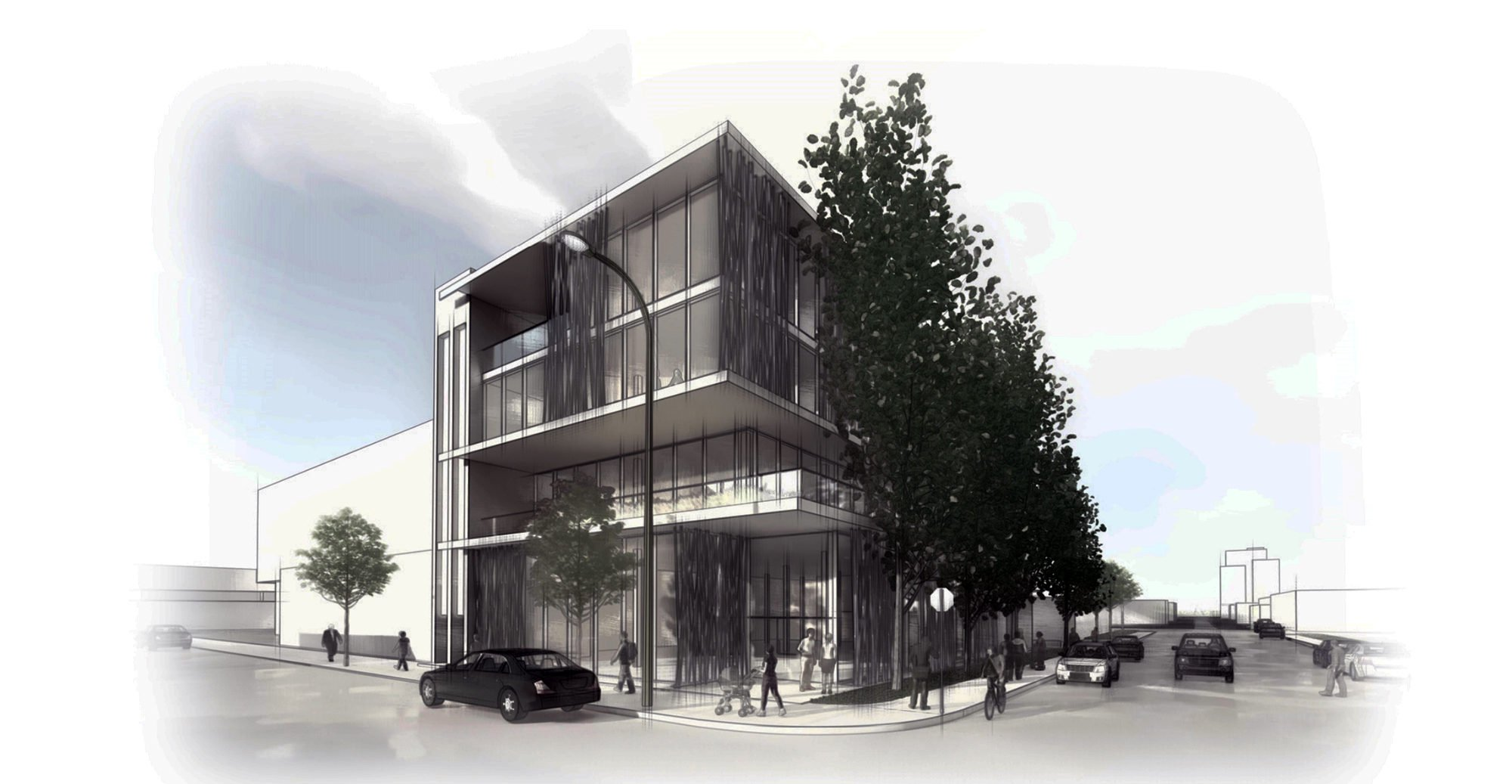 Four-storey industrial/office building slated for West 5th and Columbia