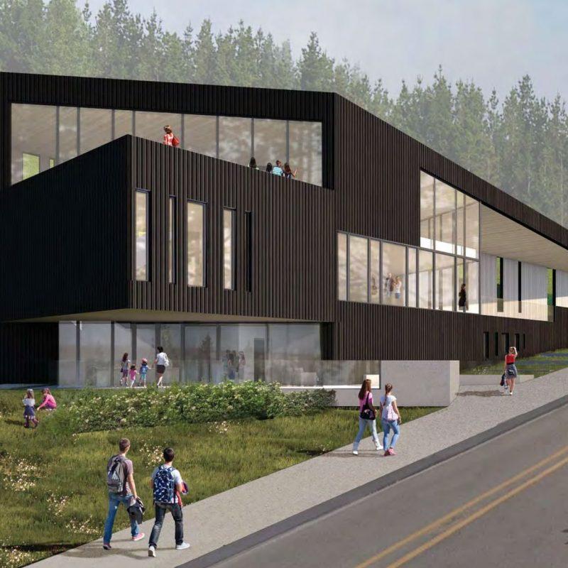 Amenity building