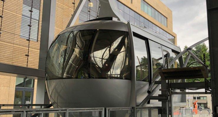 Gondola in Portland, OR
