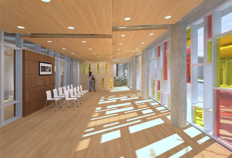 UGM multipurpose room