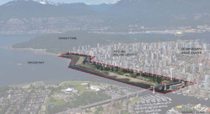 West End Waterfront Parks and Beach Avenue Master Plan