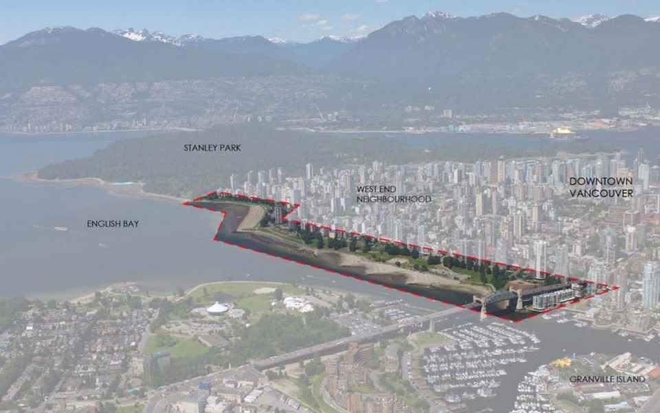 City seeking consultant to develop master plan for West End waterfront