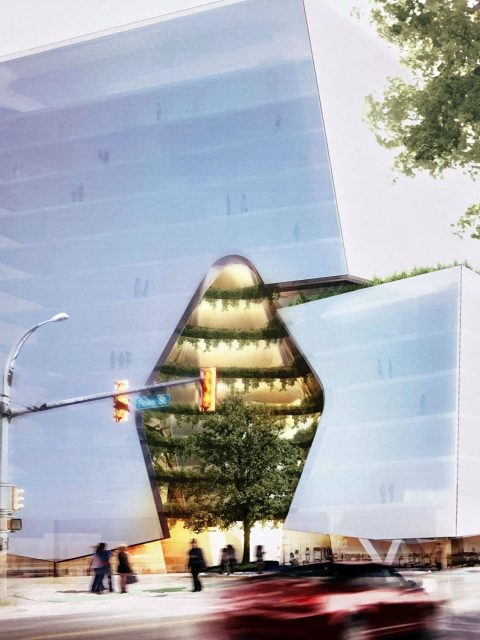 New Lululemon HQ Vancouver