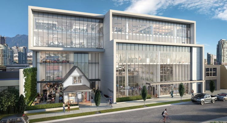 West 6th new development rendering
