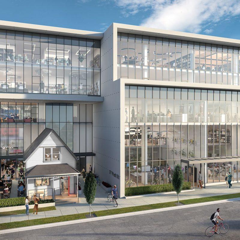 West 6th new development rendering