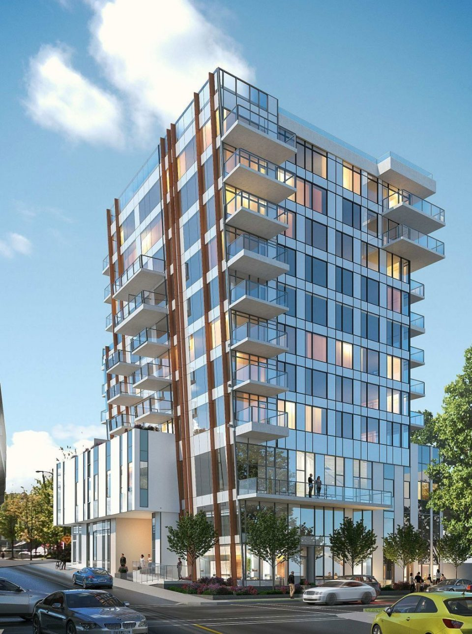 Solterra plans Italia condominium tower at West 7th and Fir