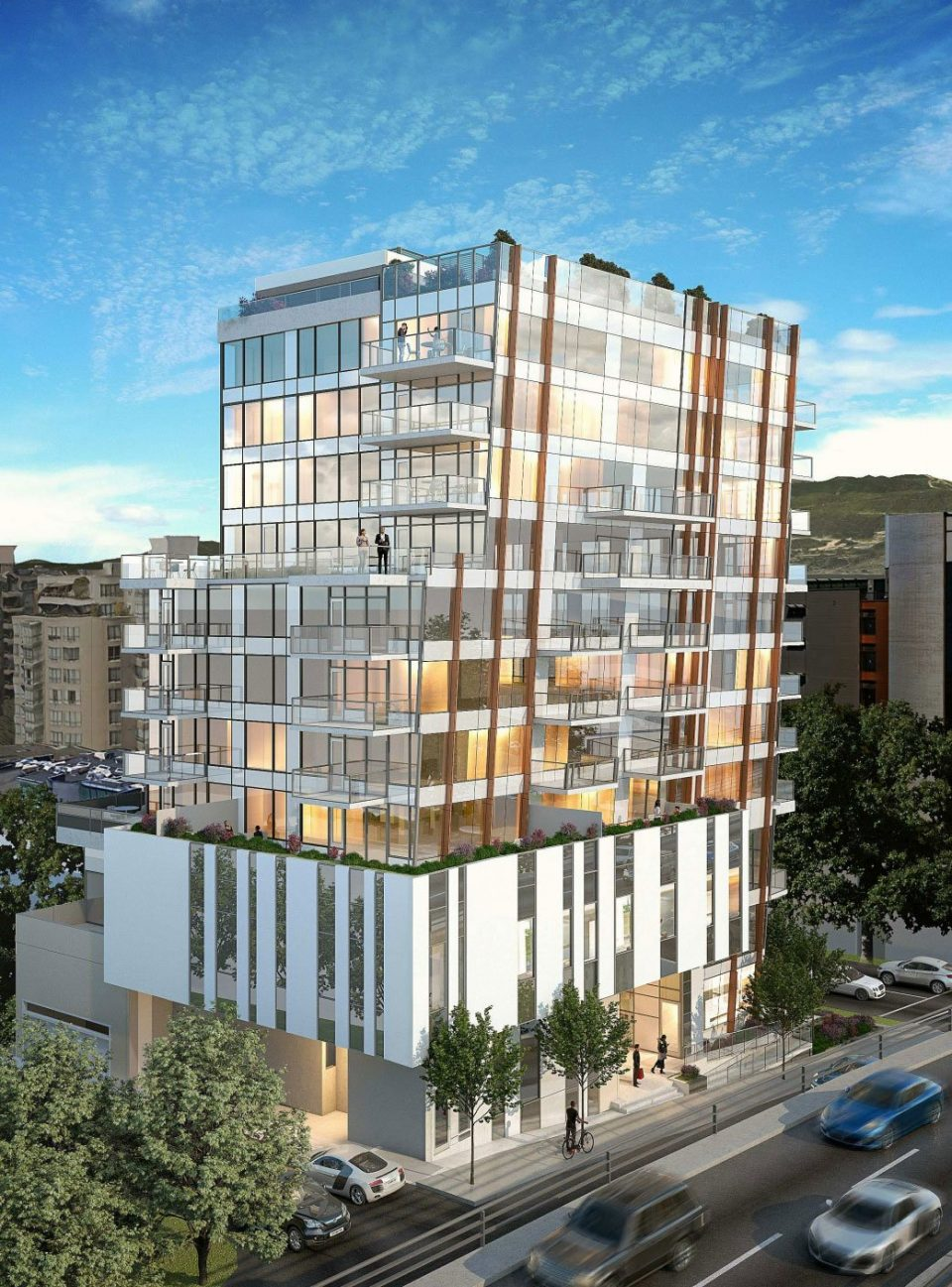 1616 West 7th Avenue Solterra rendering