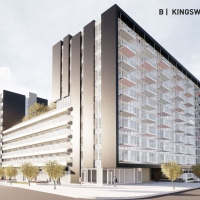 Kingsway and Earles frontage